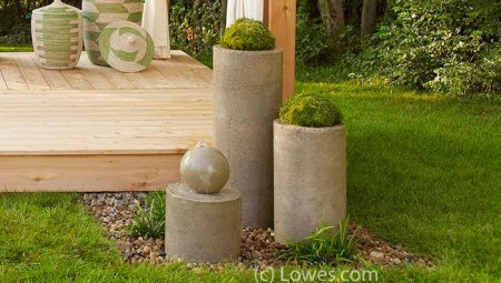 Zen Garden Fountain - a DIY project from Lowes.com