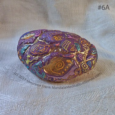 Buried Treasure: 06 - completed stone: side 1