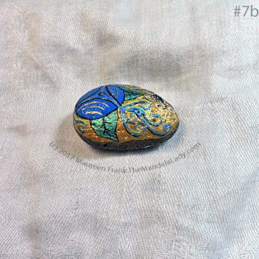 MMS Andromeda: 7b - completed stone: right side view