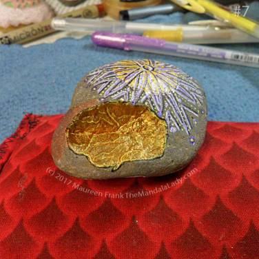 The Path MMS: 7 - add yellow lines to gold section