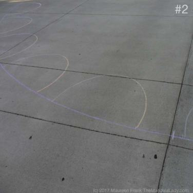 The Eclipse: 2 - chalk outline outer gear
