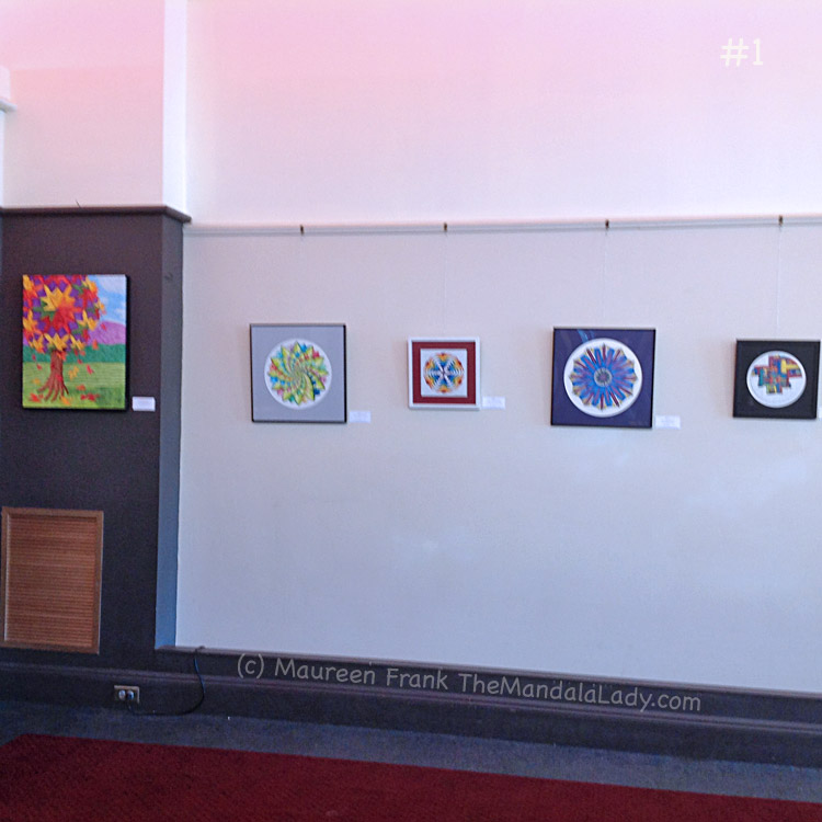 The Circles of Life Exhibit - View 1