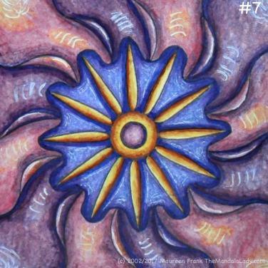 Primrose #2 Day 3: 7 - add darker shading to purple center