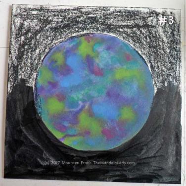 Cosmic Spirals: 3 - start adding water